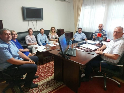 REGIONAL WORKING VISIT AND COOPERATION
